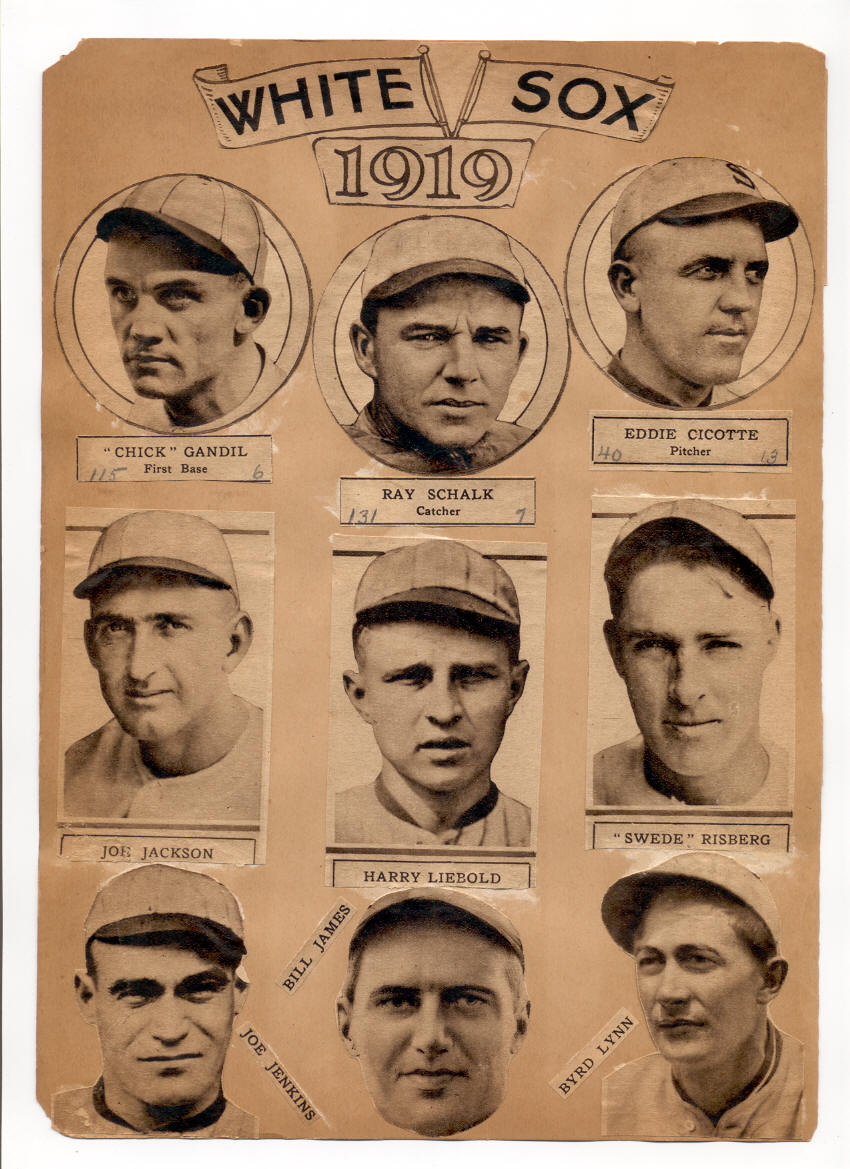 an analysis of the 1919 world series and the black sox The 1919 black sox scandal the 1919 world series resulted in the most famous scandal in baseball history eight players from the chicago white sox (later nicknamed.
